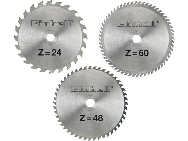 Einhell 4502133 Einhell stat. Zagen accessoires HM-zaagbladset 250x30x3,0 AK