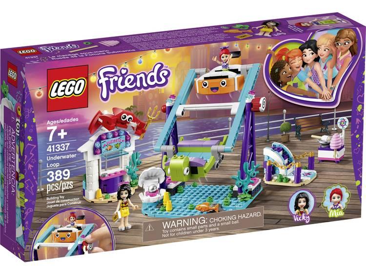 LEGO® FRIENDS 41337 Onderwaterattractie