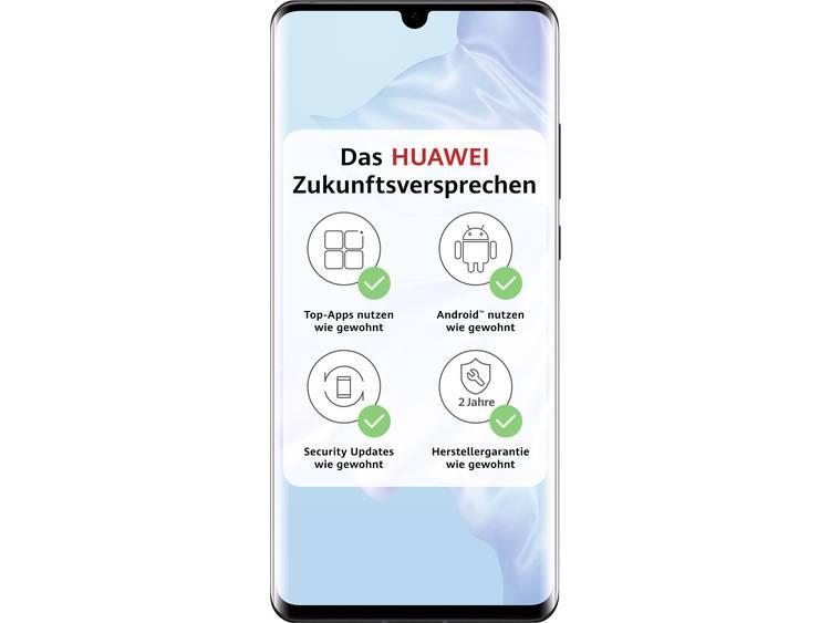 HUAWEI P30 Pro Smartphone 128 GB 6.47 inch (16.4 cm) Dual-SIM Android 9.0 Zwart