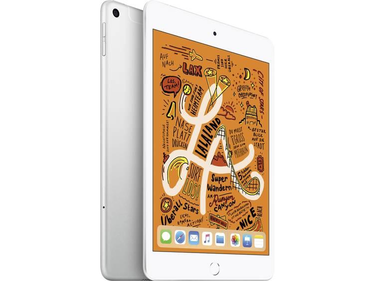 Apple iPad mini (5e generatie) WiFi + Cellular 64 GB Zilver