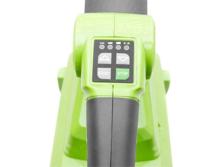 Zipper ZI-LBR40V-AKKU Accu Bladblazer Zonder accu 40 V