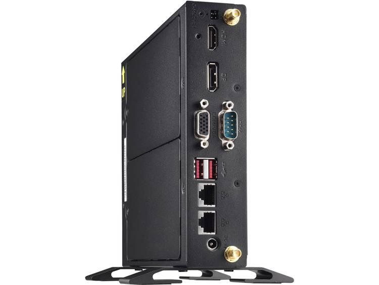 Shuttle DS10U3 Mini-PC (HTPC) Intel i3-8145U (2 x 2.1 GHz / max. 3.9 GHz) 8 GB RAM 240 GB SSD
