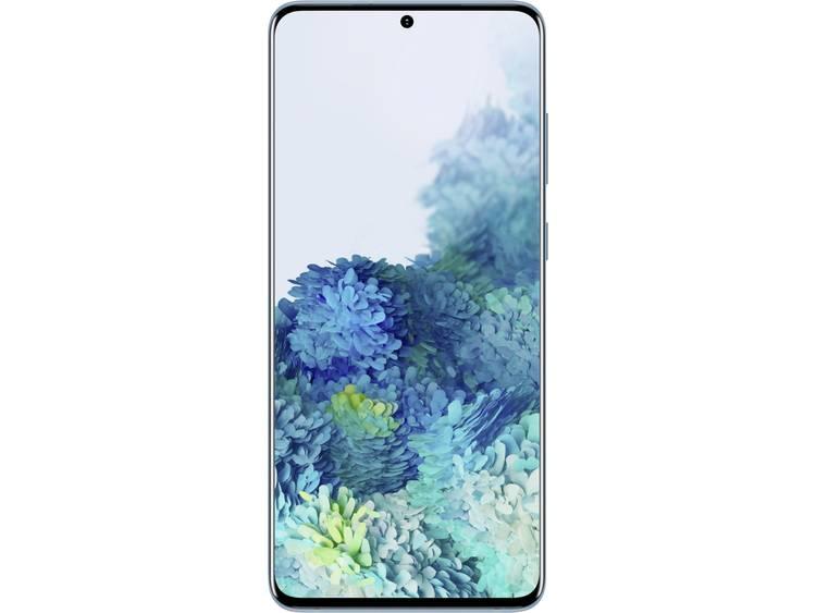 Samsung Galaxy S20 Plus LTE Dual-SIM smartphone 128 GB 6.7 inch (17 cm) Hybrid-SIM 12 Mpix, 12 Mpix, 64 Mpix Blauw