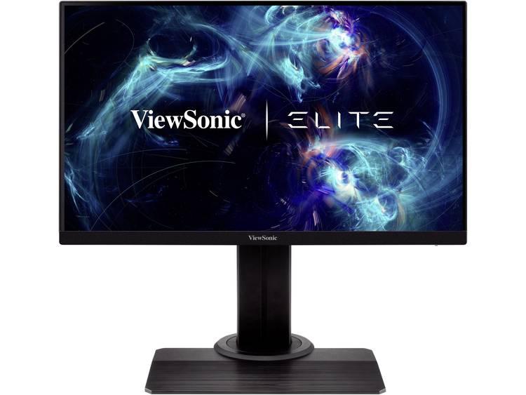 Viewsonic XG2705 Gaming monitor 68.6 cm (27 inch) Energielabel A (A+++ – D) 1920 x 1080 pix Full HD 1 ms HDMI, DisplayPort, Hoofdtelefoon (3.5 mm jackplug) IPS