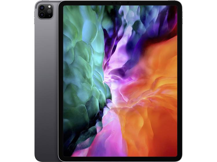 Apple iPad Pro 12.9 (2020) WiFi + Cellular 512 GB Space grijs