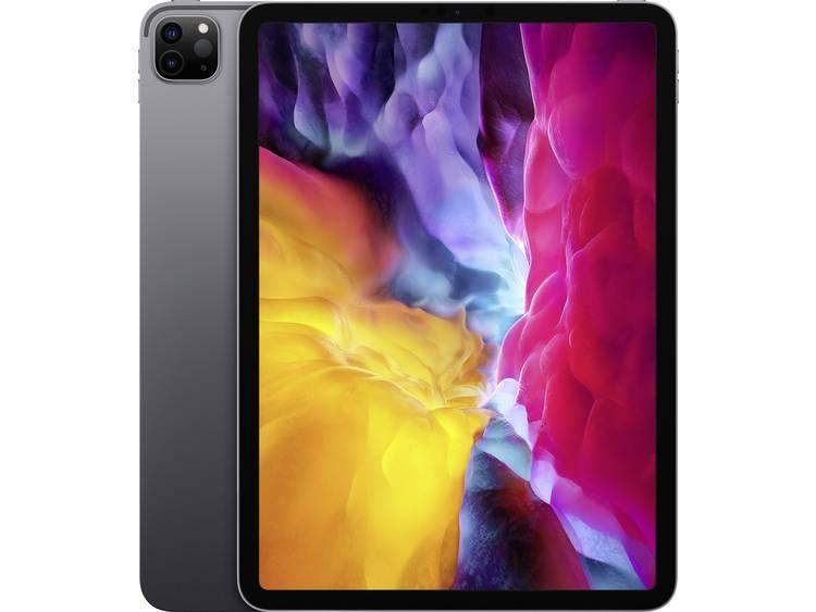 Apple iPad Pro 11 (2020) WiFi + Cellular 128 GB Space grijs