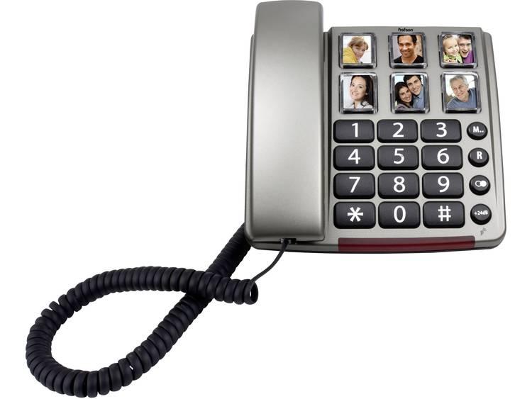 Profoon TX-560 Vaste seniorentelefoon Zwart