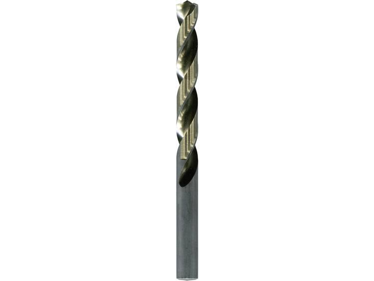HSS Metaal-spiraalboor 13 mm Heller 28654 1 Gezamenlijke lengte: 151 mm Geslepen Cilinderschacht 1 stuks