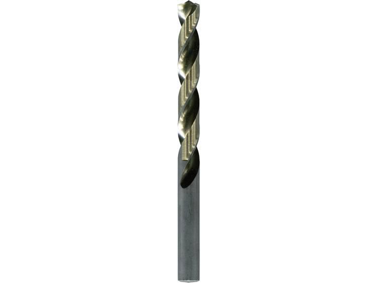 HSS Metaal-spiraalboorset 19-delig Heller 28706 7 Geslepen Cilinderschacht 1 set