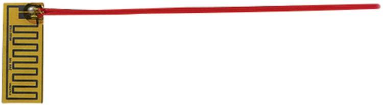 Thermo Polyester Verwarmingsfolie Zelfklevend 24 V/DC, 24 V/AC 1 W Veiligheidstype IPX4 (l x b) 51 mm x 20 mm