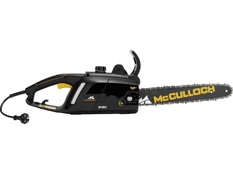 McCulloch CSE 1835 Kettingzaag Elektrisch Lengte mes 350 mm 230 V 1800 W