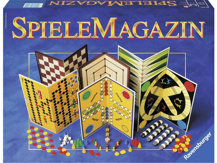 Ravensburger SpieleMagazin 26301