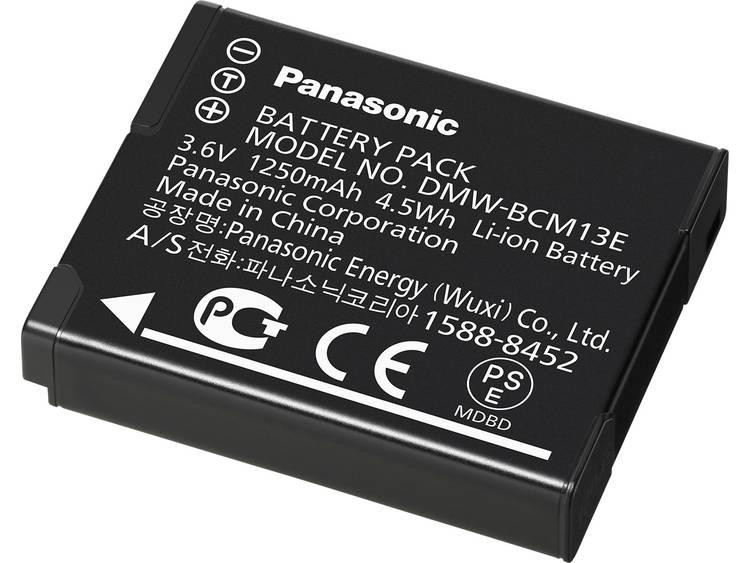 Camera-accu Panasonic DMW-BCM13E 3.6 V 1250 mAh DMW-BCM13E