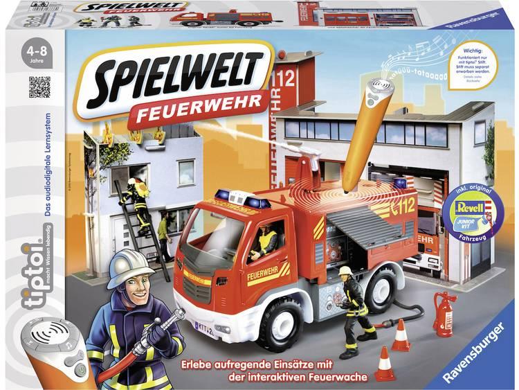 Ravensburger tiptoi® Spielwelt Feuerwehr (Duits)