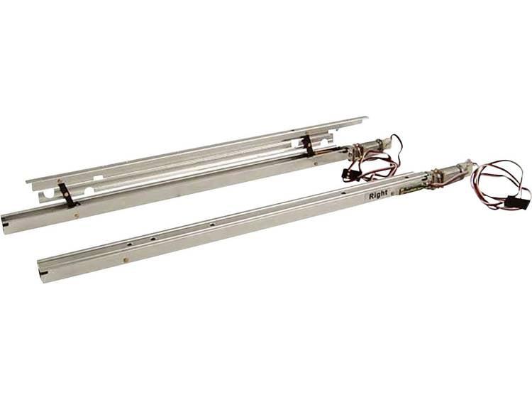 Pichler Elektrische landingskleppen (l x b) 485 mm x 10 mm