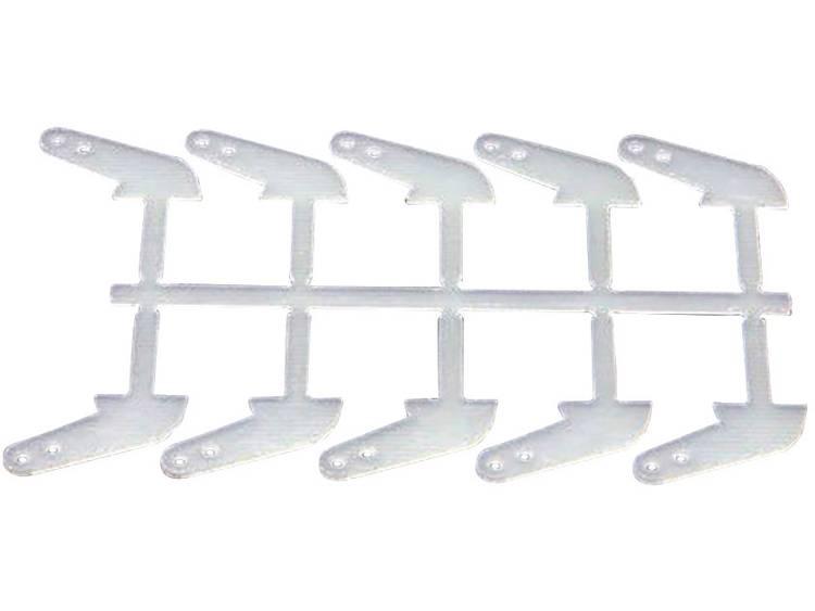 Roerhoorns CNC Pichler Lengte: 14 mm