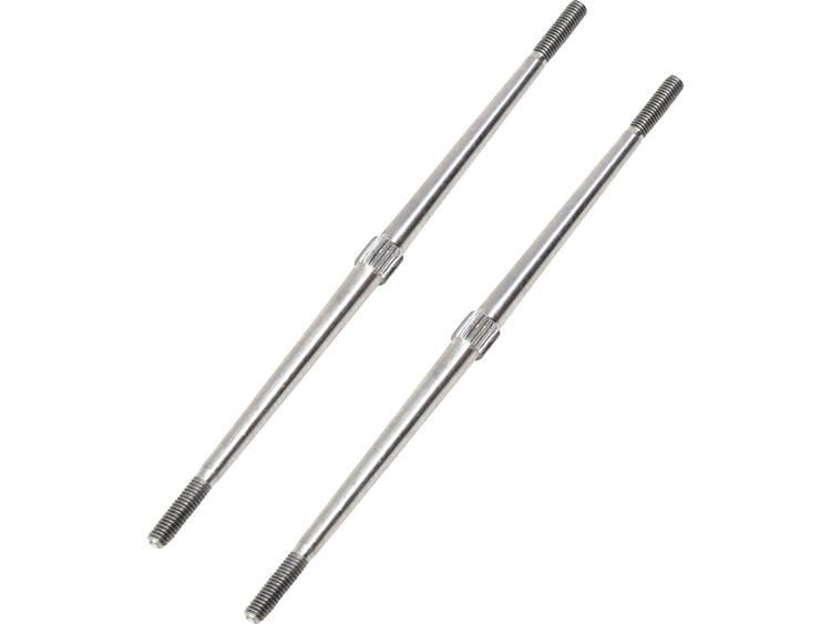 Aluminium roerstang Reely Lengte: 100 mm