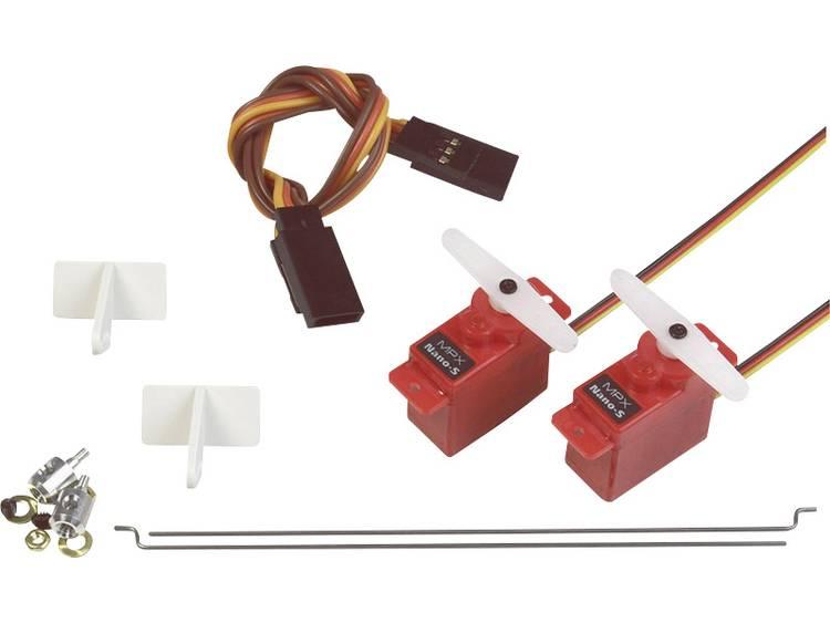 Multiplex Rolroer upgradeset Geschikt voor: Multiplex FunMan