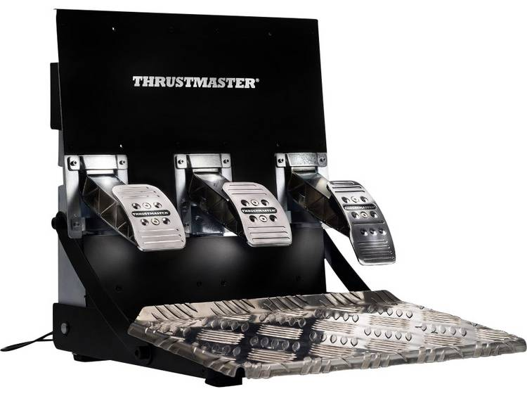 Rempedaal-plaat Thrustmaster T3PA Pro Add-On PC, Xbox One, PlayStation 4, PlayStation 3 Zwart