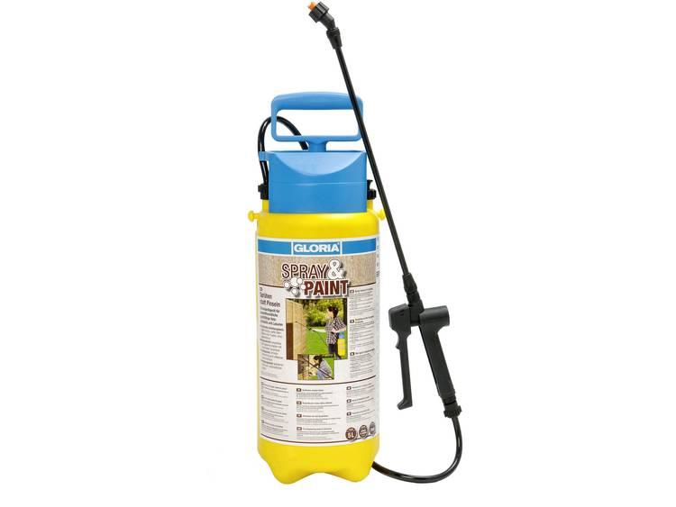 Drukspuit Spray & Paint 5L Gloria Haus und Garten 000101.0000