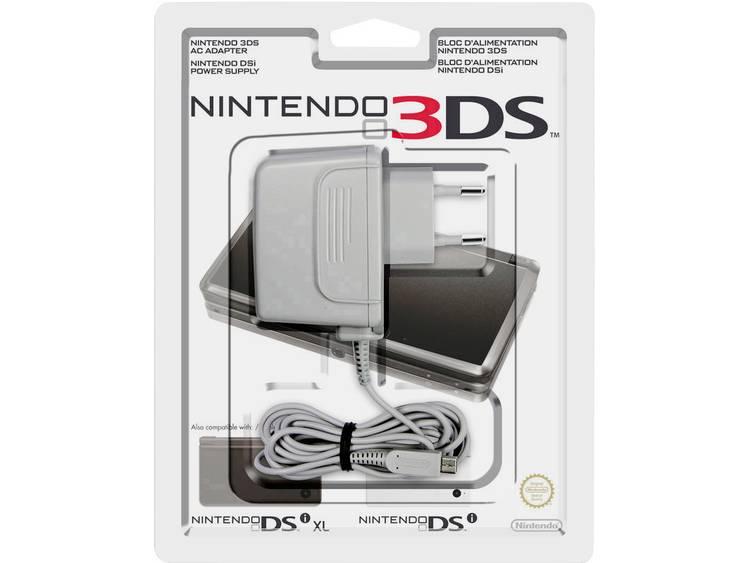 Nintendo 2210066 Netvoeding voor Nintendo 3DS, Nintendo 3DS XL, Nintendo New 3DS XL