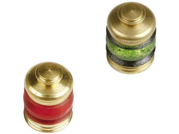 Graupner (Ø x h) 12 mm x 18.5 mm 2 stuks