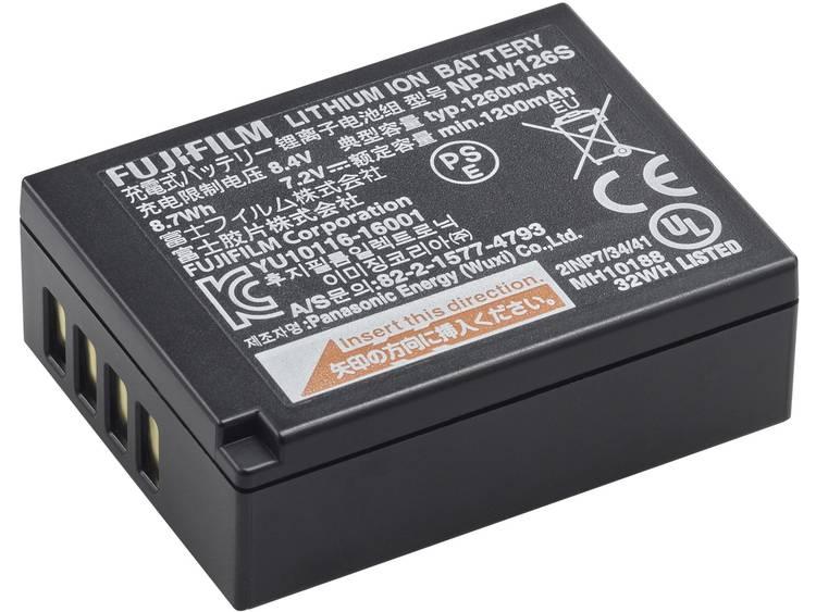 Camera-accu Fujifilm 7.2 V 1260 mAh 16528470