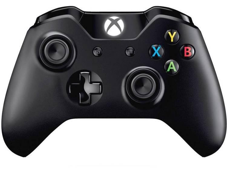 Microsoft Wired Controller mit Bluetooth Gamepad Xbox One Zwart