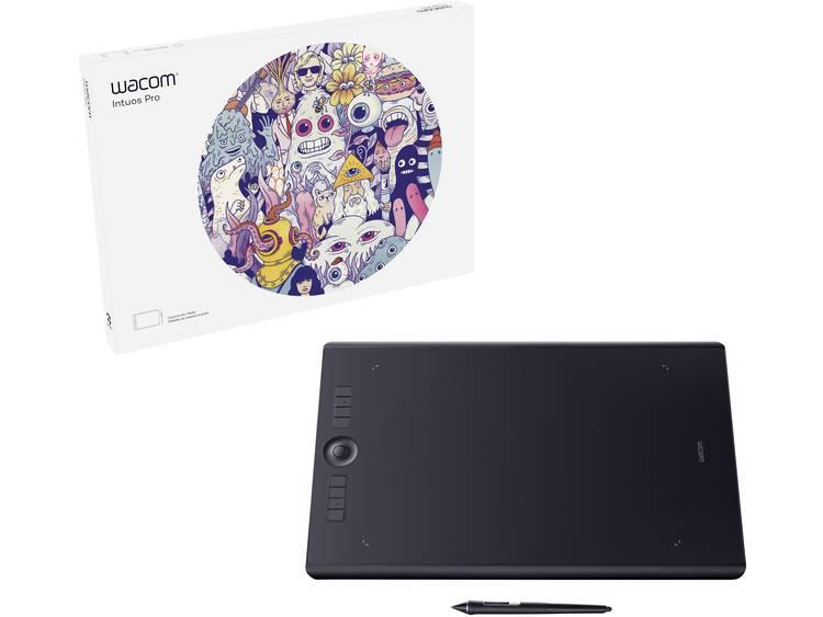 Wacom Intuos Pro L Bluetooth Creatief tablet Zwart