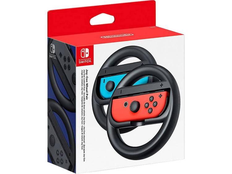 Nintendo Joy-Con Wheel Stuur Nintendo Switch Zwart