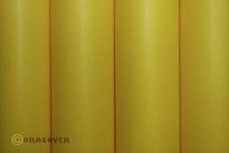 Oracover Oratex 10-030-010 Bespanning (l x b) 10 m x 60 cm Cub-geel
