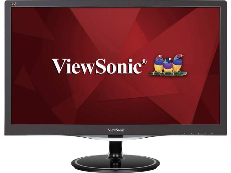 Viewsonic VX2457-MHD LCD-monitor 59.9 cm (23.6 inch) Energielabel A (A+ – F) 1920 x 1080 pix Full HD 1 ms HDMI, DisplayPort, VGA, Audio, stereo (3.5 mm
