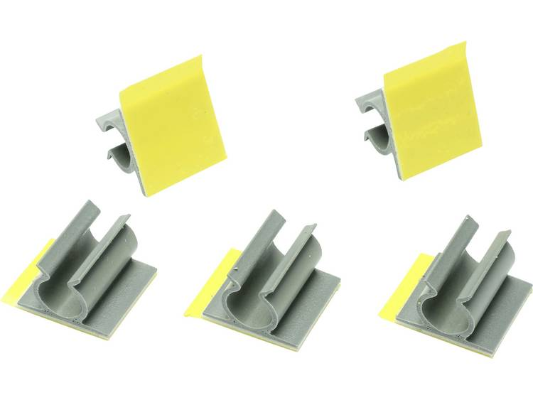 EXTRON Modellbau U-clip kabelhouder (Ø) 6 mm