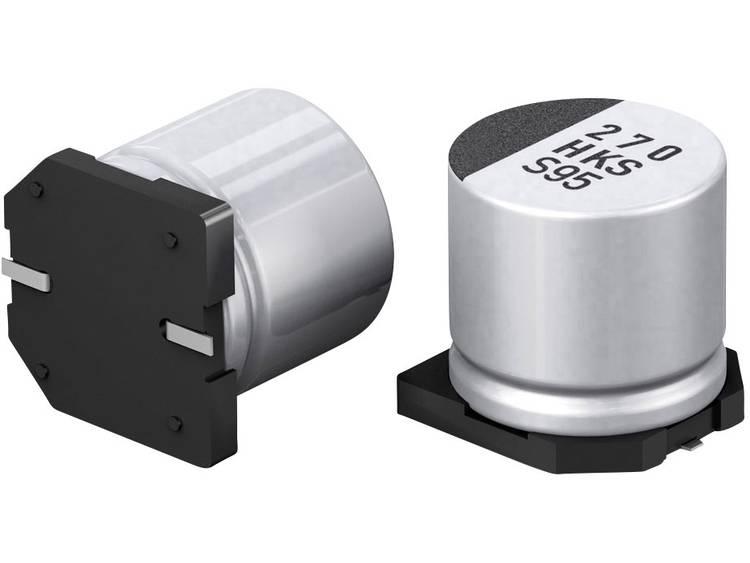 Panasonic EEEFK1H181SP Elektrolytische condensator SMD 180 µF 50 V 20 % (Ø x h) 8 mm x 10.2 mm 1 stuks