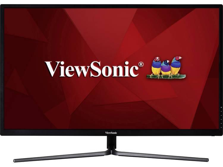 Viewsonic VX3211-MH LCD-monitor 81.3 cm (32 inch) Energielabel A (A+++ – D) 1920 x 1080 pix Full HD 3 ms HDMI, VGA, Audio, stereo (3.5 mm jackplug),