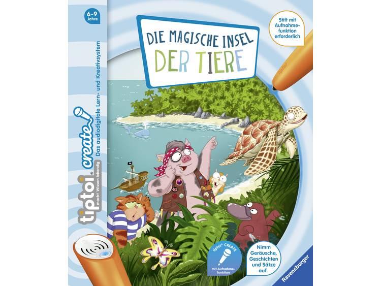 Ravensburger Die magische Insel der Tiere (Duits)
