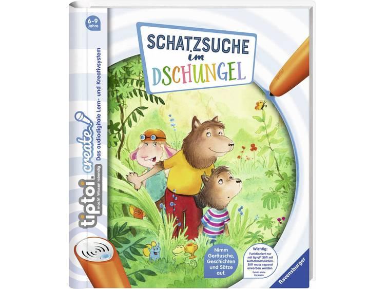 Ravensburger Schatzsuche im Dschungel (Duits)
