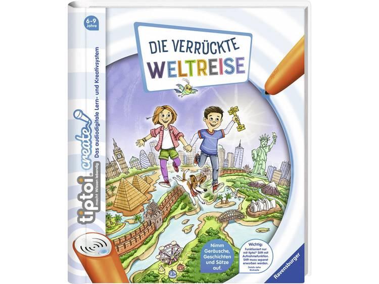Ravensburger Die verrückte Weltreise (Duits)
