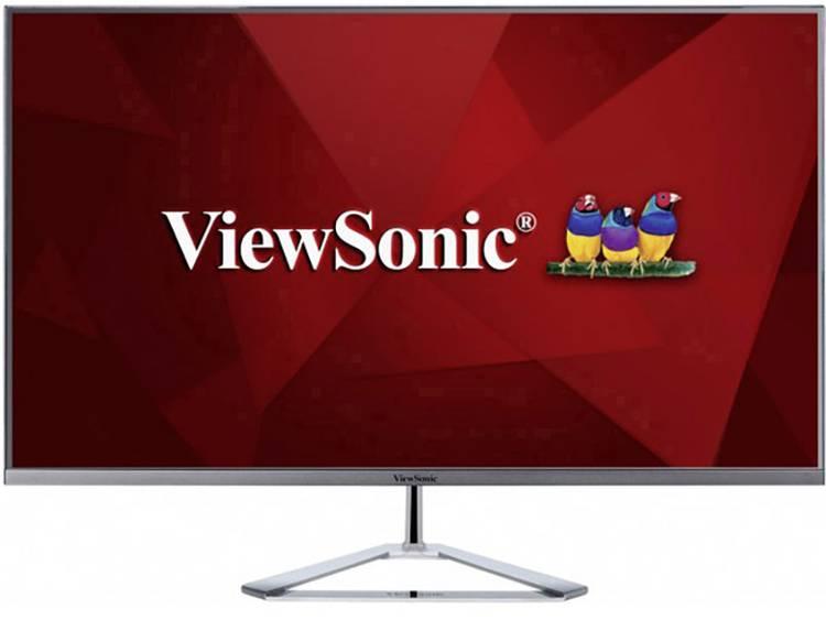 Viewsonic VX3276-MHD-2 LED-monitor 81.3 cm (32 inch) Energielabel A (A+++ – D) 1920 x 1080 pix Full HD 8 ms HDMI, DisplayPort, VGA, Hoofdtelefoon (3.5 mm