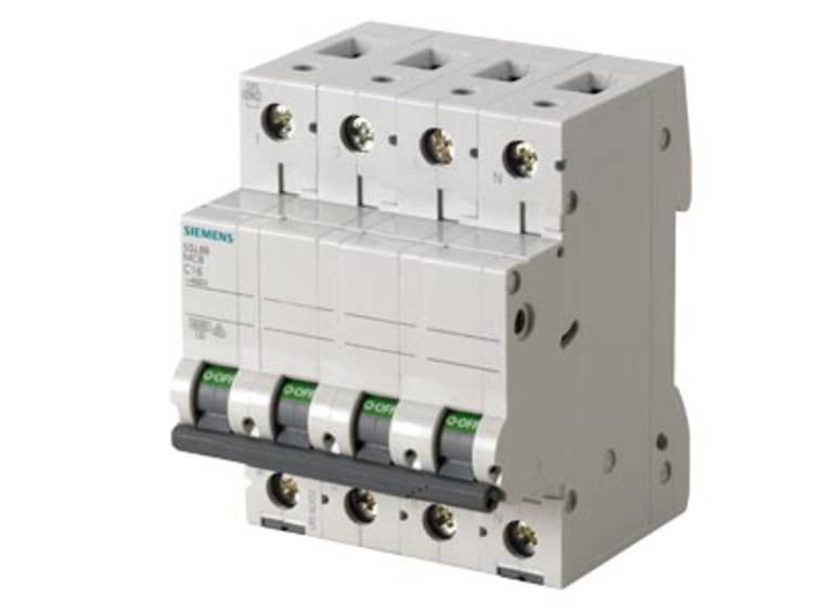 Automatische zekeringen Siemens 5SL6606-6 1 stuks