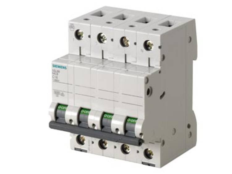 Automatische zekeringen Siemens 5SL6663-7 1 stuks