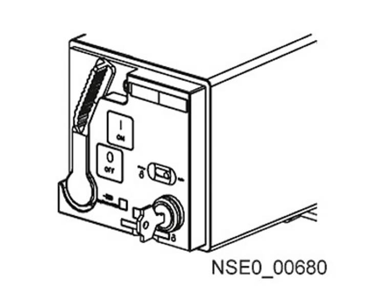 Montagetoebehoren Siemens 3VL9500-8SA40 1 stuks