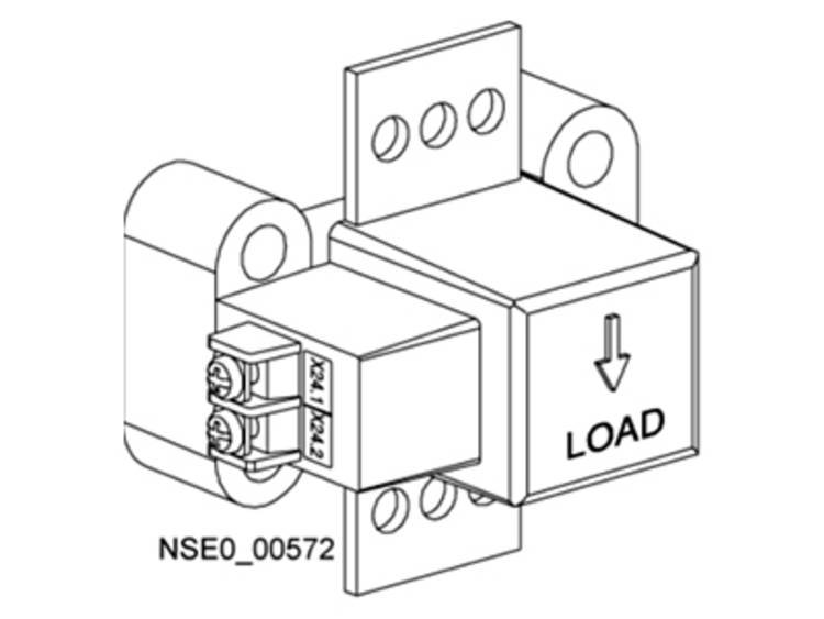 Stroomomvormer Siemens 3VL9563-8TC00 1 stuks