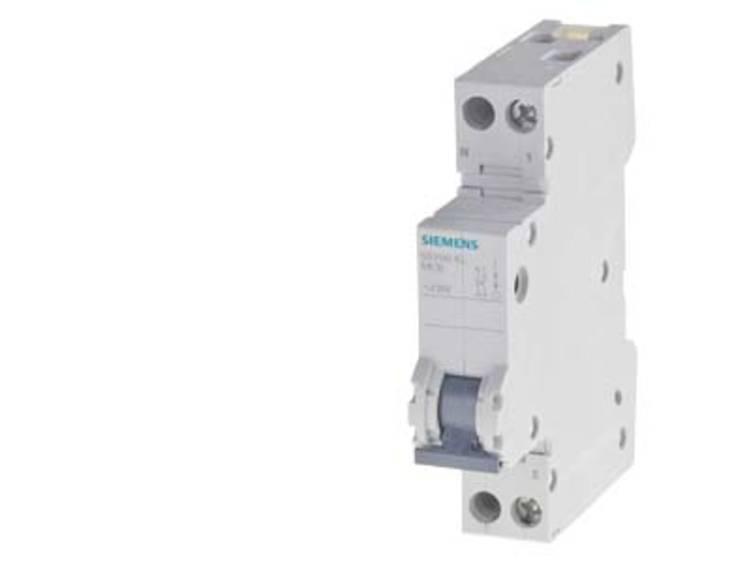 Automatische zekeringen Siemens 5SY6004-7KL 1 stuks