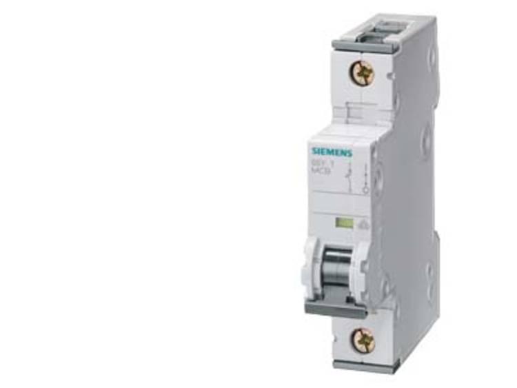 Automatische zekeringen Siemens 5SY4106-6 1 stuks