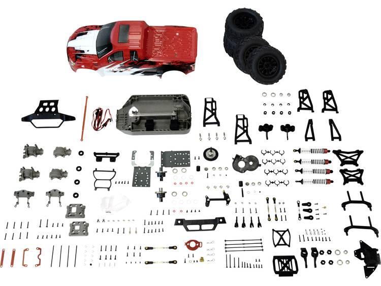Reely New1 1:10 RC auto Elektro Monstertruck 4WD Bouwpakket