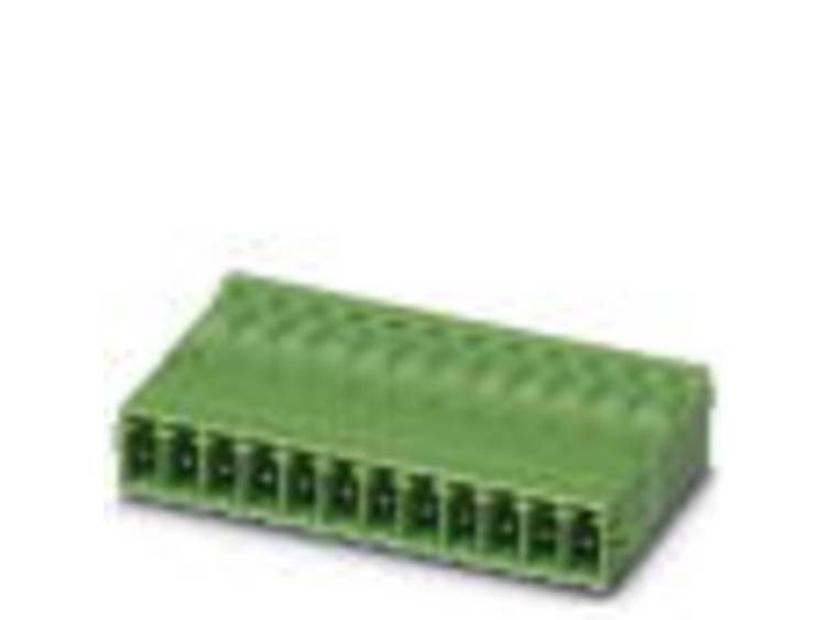 Phoenix Contact Busbehuizing-kabel Totaal aantal polen 3 Rastermaat: 3.5 mm 1844112 50 stuks