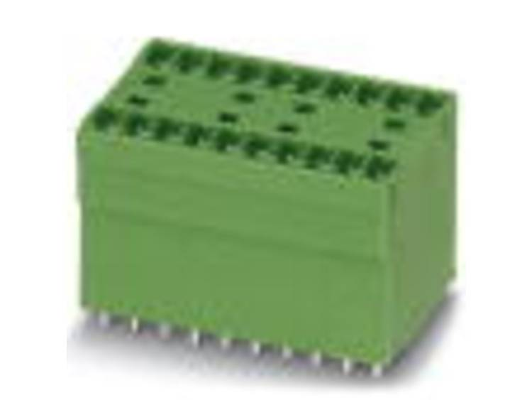 Phoenix Contact Busbehuizing-board MCDV Totaal aantal polen 3 Rastermaat: 3.81 mm 1847738 50 stuks