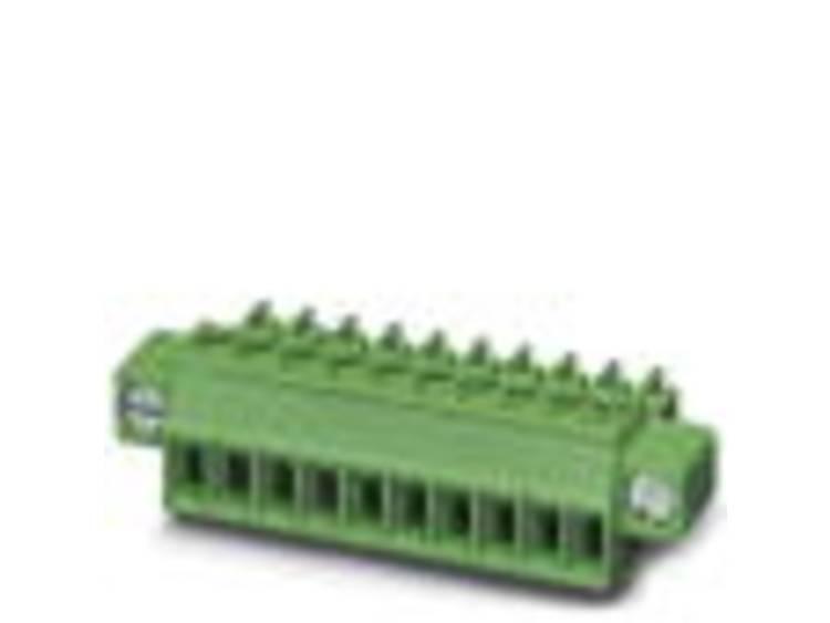 Phoenix Contact Busbehuizing-kabel MC Totaal aantal polen 18 Rastermaat: 3.81 mm 1848478 50 stuks