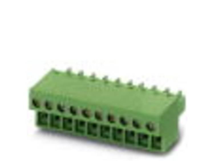 Phoenix Contact Busbehuizing-kabel FRONT-MC Totaal aantal polen 20 Rastermaat: 3.81 mm 1850848 50 stuks